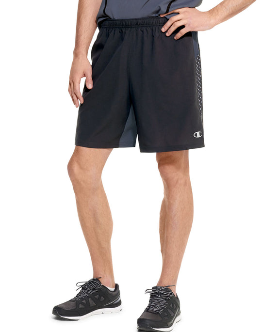 Champion Men`s PerforMax Shorts With Pockets