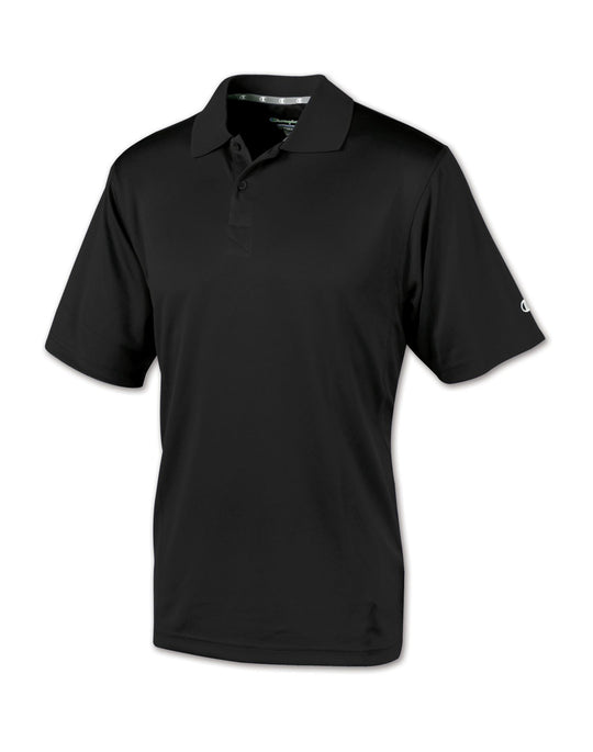 Champion Double Dry Men's Solid-Color Polo Shirt