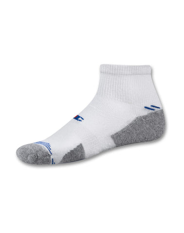 Champion Double Dry High Performance Men's Ankle Socks 3-Pack
