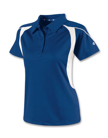 Champion Double Dry Colorblock Women's Polo Shirt