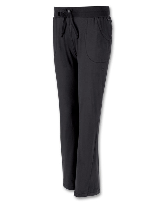 Champion Stretch-Cotton Flare-Leg Women's Pants