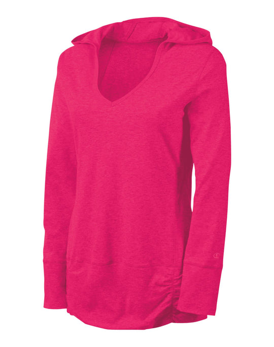 Champion Double Dry Cotton Fem Relaxed Women's Hoodie