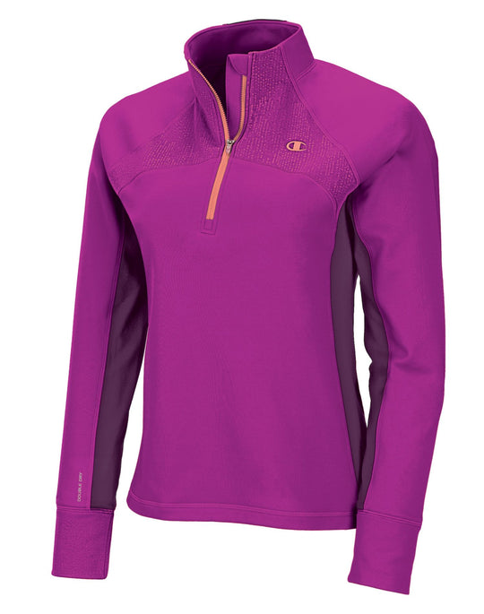 Champion PowerTrain Pro Tech Women's Zip Pullover