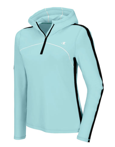 Champion PerforMax Women's Therma Quarter Zip with Champion Vapor Technology