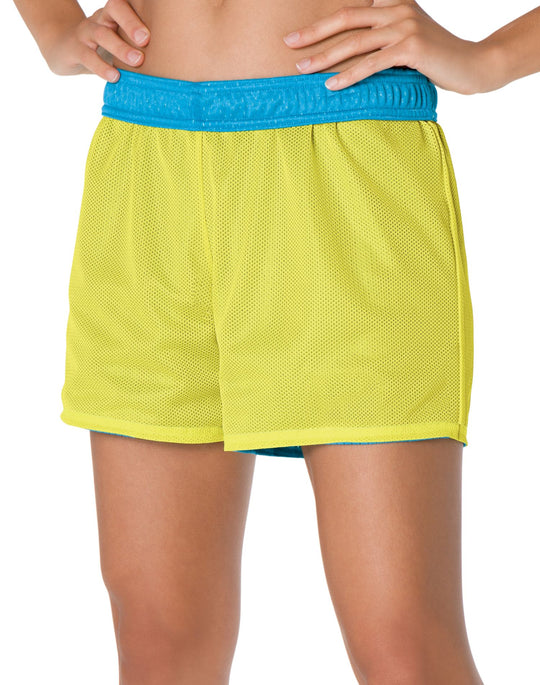 Champion Reversible Mesh Women's Shorts