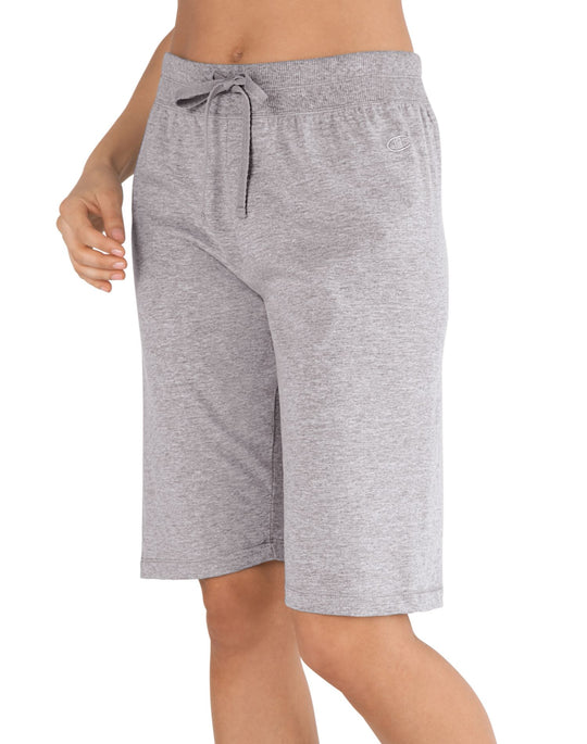 Champion Favorite Cotton Jersey Women's Bermuda Shorts