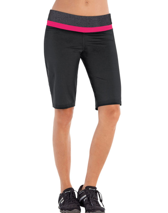 Champion Double Dry Absolute Workout Women's Bermuda Shorts