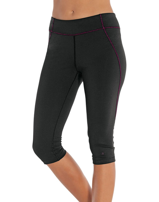 Champion Double Dry Fem FITTED Women's Knee Tights