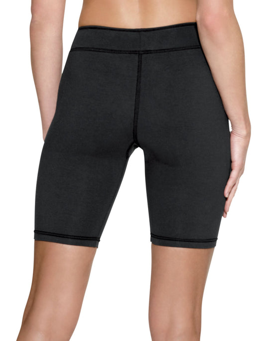 Champion Stretch-Cotton Fitted Women's Shorts