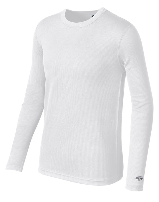 Duofold by Champion Youth Base Weight/First Layer Long Sleeve Crew