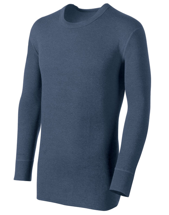 Duofold Originals Heavyweight 2-Layer Tall Men's Crewneck Shirt