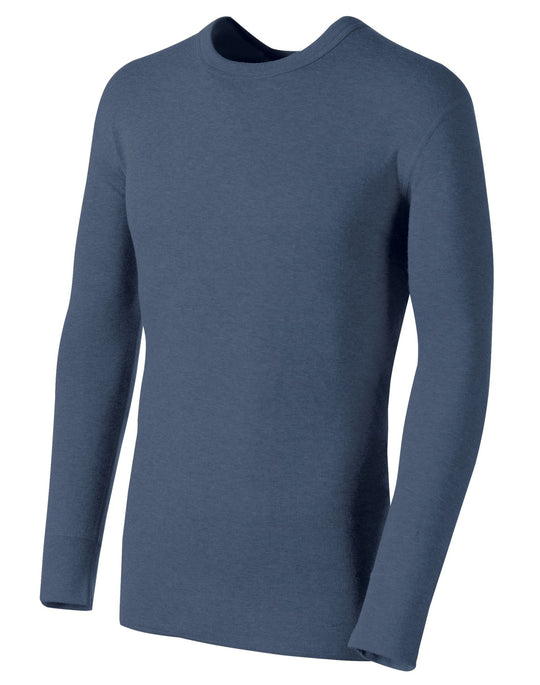 Duofold Originals Mid-Weight 2-Layer Men's Crewneck Shirt
