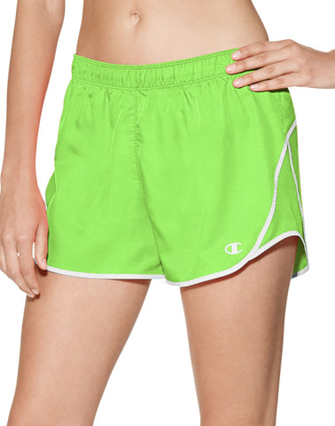 Champion Women`s PowerTrain Sport Shorts III