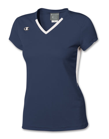 Champion Champion Double Dry Cap-Sleeve Women's Jersey