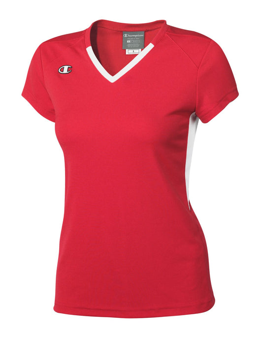 Champion Classic Performance Mesh Unisex Cap Sleeve Lacrosse/Field Hockey Jersey