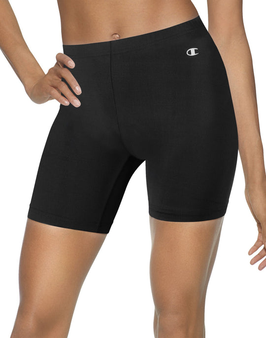 Champion Double Dry Women's Compression Shorts