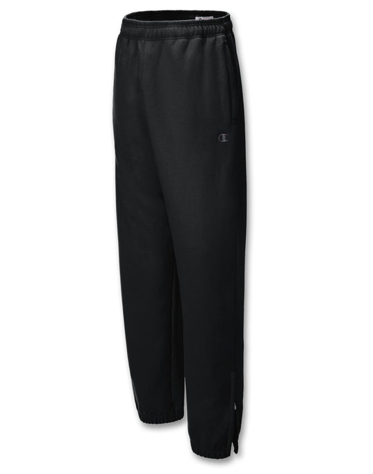 Champion Super Fleece Men`s Sweatpants with Small Embroidered C Logo