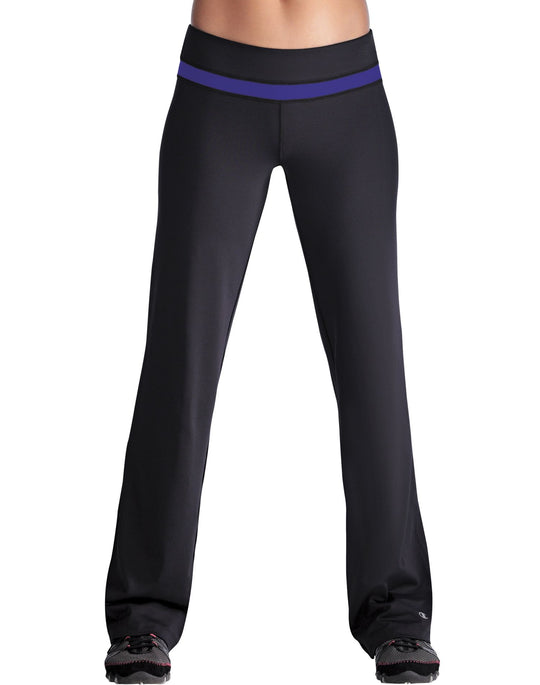 "Champion Double Dry SEMI-FITTED 32"" Women's Absolute Workout Pants"