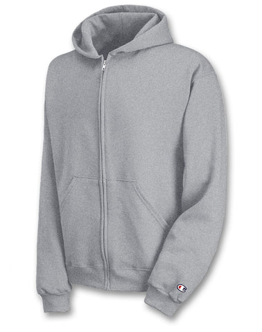 Champion Double Dry Action Fleece Full-Zip Kids Hoodie
