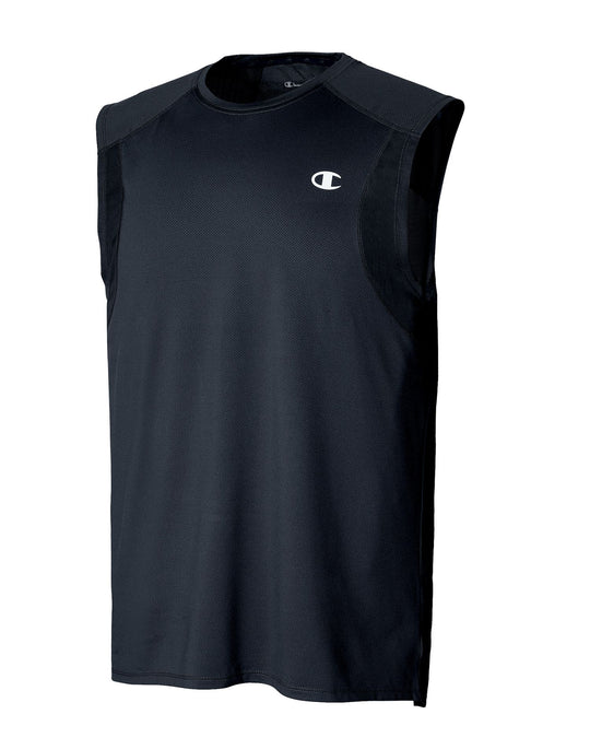 Champion Double Dry+ Speed Men's Muscle Tee