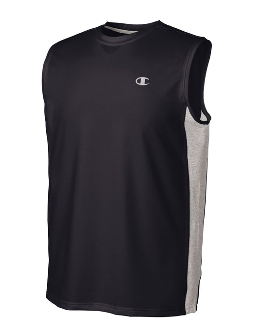 Champion Double Dry Fitted Men's Muscle Tee