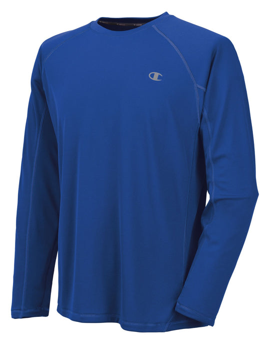 Champion Vapor PowerTrain Long Sleeve Men's Tee