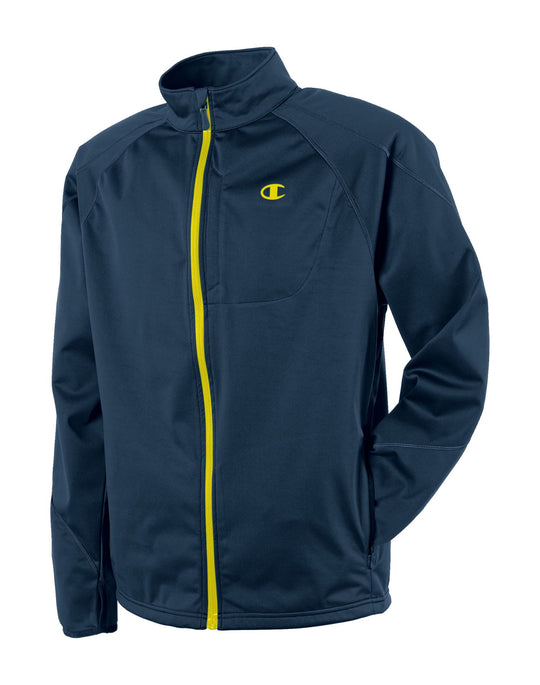 Champion Men's Cold Weather Gear Pinnacle Soft Shell Jacket