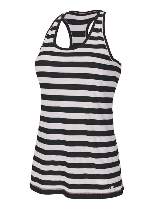 Champion Women`s Authentic Striped Tank