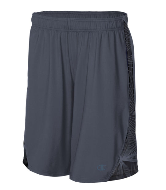 Champion PowerTrain Printed Fitted Men's Shorts
