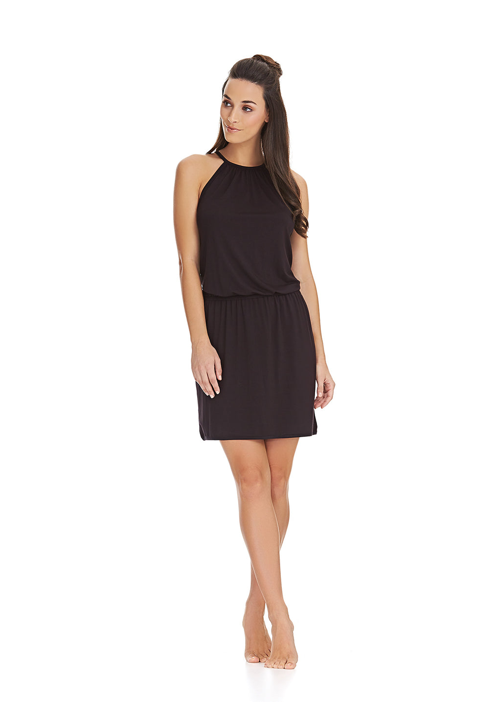 Freya Womens Coastline Halterneck Beach Dress