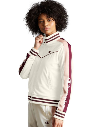 Champion Life Womens Tricot Track Jacket