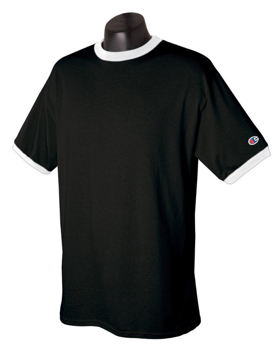Champion Men's Ringer T-Shirt