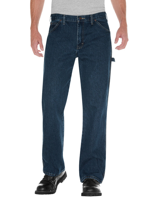 Dickies Mens Loose Fit Carpenter Denim Jeans