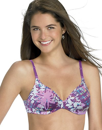 Barely There Women's Invisible Look Underwire Bra - 4104