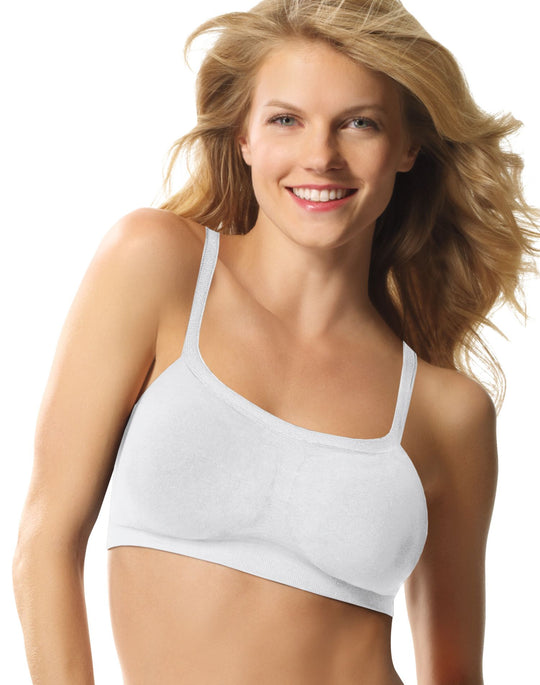 Barely There CustomFlex Fit The Bandini with Foam Bra 2 Pack