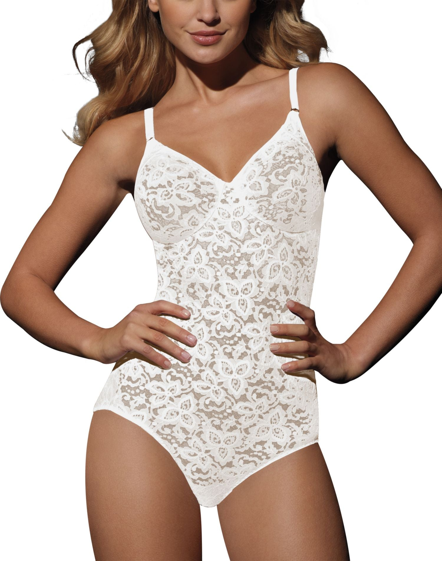 6c8dfab0b 8L10 - Bali Lace  N Smooth Body Briefer – NY Lingerie