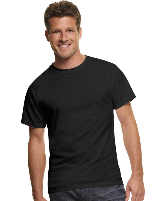 Hanes Men's Work in Comfort Crewneck T-Shirt