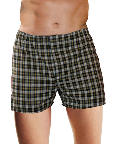 Hanes Men`s TAGLESS Woven Boxers with Comfort Flex Waistband 3X-5X 3-Pack