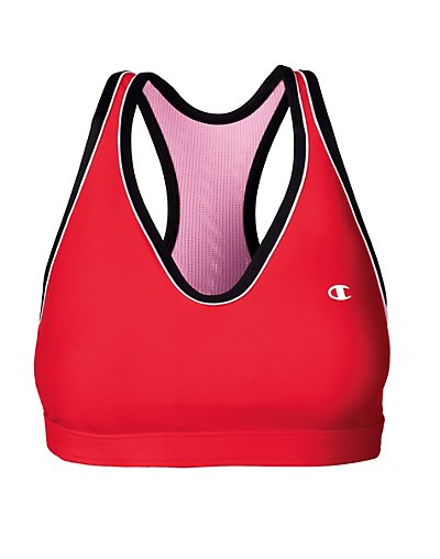 Champion Double Dry Sweetheart Compression Sports Bra