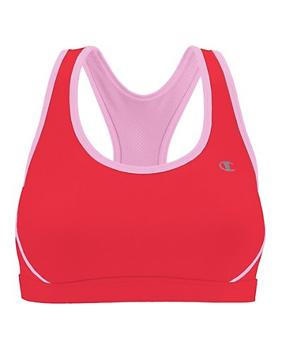 Champion Double Dry Compression Vented Sports Bra