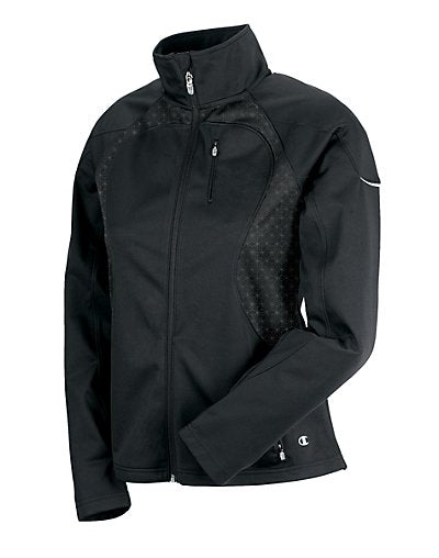 Champion Double Dry Ultimate All-Weather Soft-Shell Women's Jacket