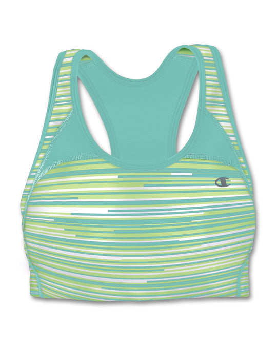 Champion Double Dry Cotton Fitness Sports Bra