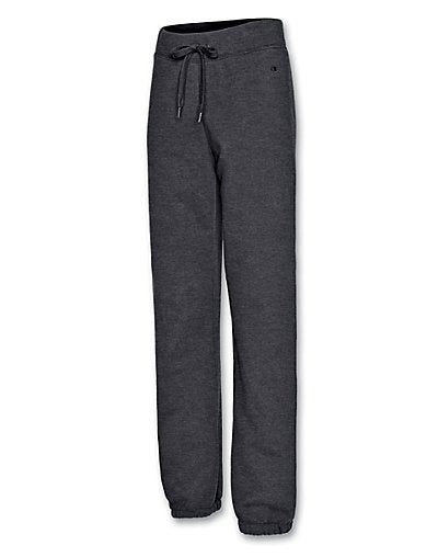 Champion Eco Fleece Elastic-Hem Women's Sweatpants