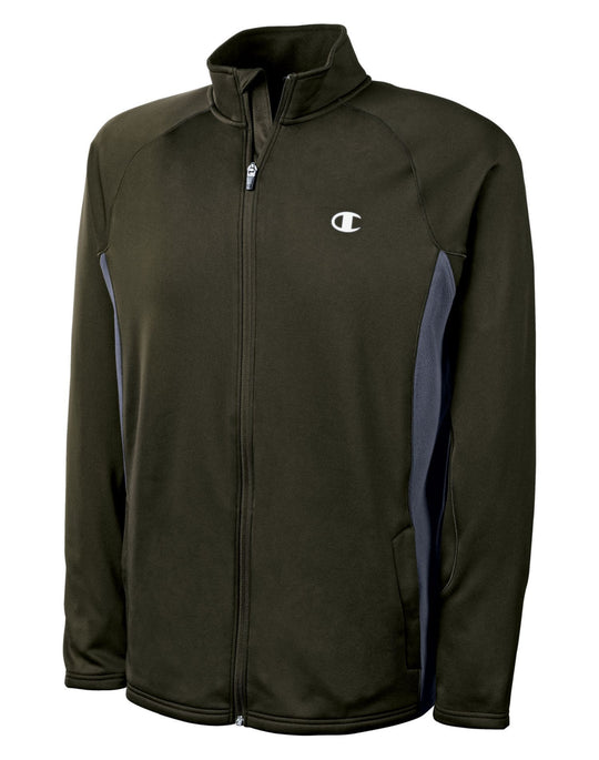 Champion Men's Cold Weather Gear Prime Full Zip Jacket