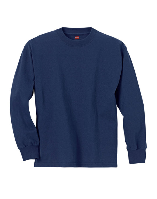 Hanes Youth Tagless 6.1 Long Sleeve T-Shirt