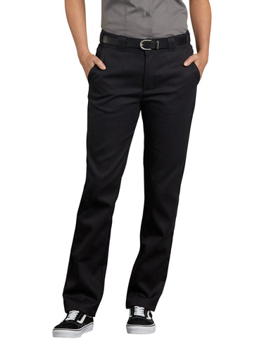 Dickies Womens FLEX Slim Fit Work Pants