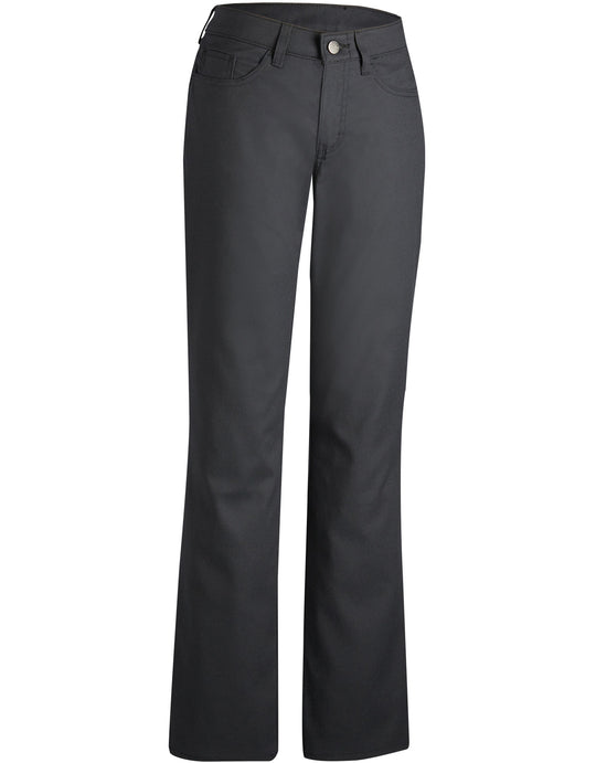 Dickies Womens Straight Leg Stretch Twill Pants
