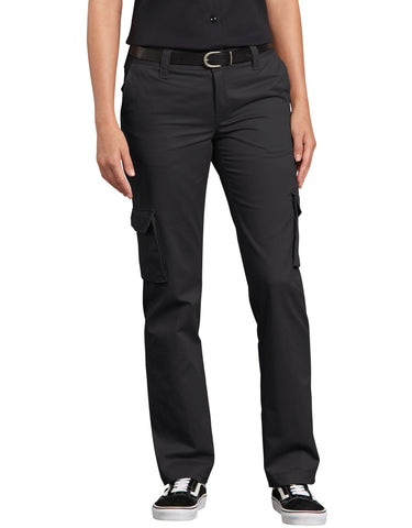 Dickies Womens Stretch Cargo Pants