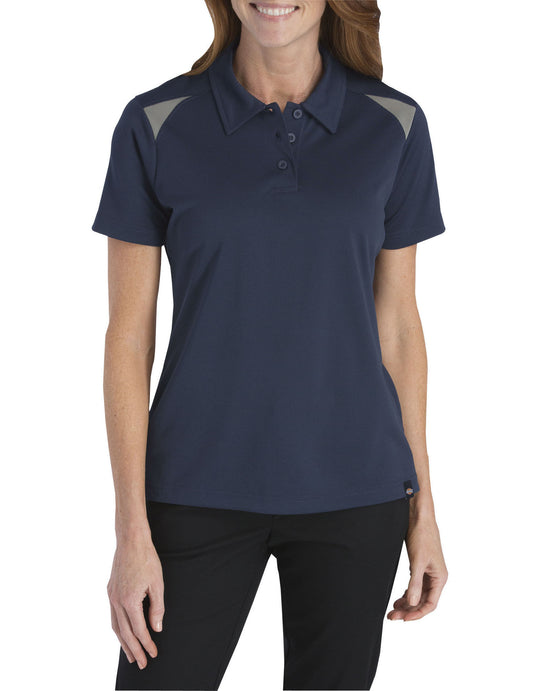 Dickies Womens Performance Shop Polo Shirt