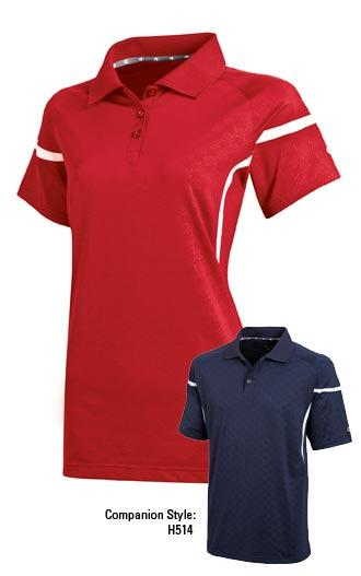 Champion Women's Shot Caller Double Dry Polo
